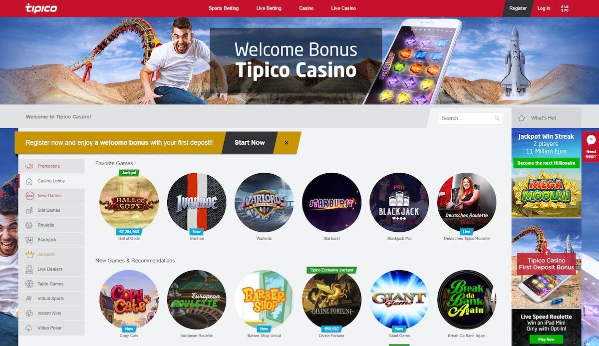 Tipico Casino Erfahrung